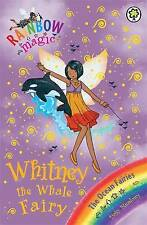 Whitney the Whale Fairy: The Ocean Fairies: Book 6 by Daisy Meadows (Paperback,…