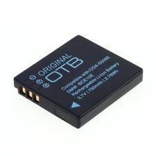Qualitäts Akku kompatibel zu Panasonic DMW-BCE10E/CGA-S008 / Ricoh DB-70 Li-Ion