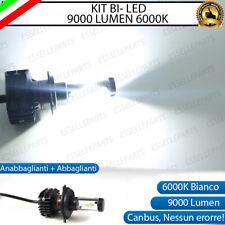 LAMPADA LED H4 6000K 9000 LUMEN CANBUS TRIUMPH LEGEND LUXEON ZES MOTO