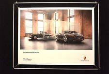 """Porsche Poster """"50 Jahre 911"""""""