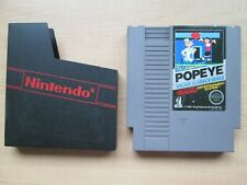 Nintendo - NES - Popeye - GAME ONLY