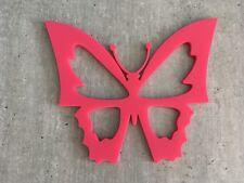 Dessous de plat sous plat Silicone motif Papillon Rose