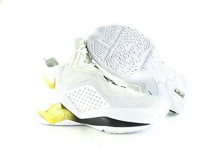 Nike leBron Soldier XIV 14 White Gold CW0539 991 US_8.5/10/13  Eur_42.5/44/47.5