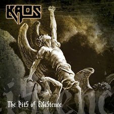 KAOS - THE PITS OF EXISTENCE DIGI-PACK CD (BRAND NEW)