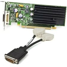 NVIDIA Quadro NVS 290 256MB DDR2 PCI Express (PCIe) DMS-59 Low Profile Video