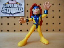 Marvel Super Hero Squad VERY RARE X-Men's JEAN GREY from X-Cutioner's Song Pack