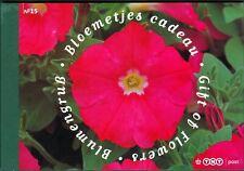 Nederland NVPH  PR 15 Bloemetjes cadeau 2007