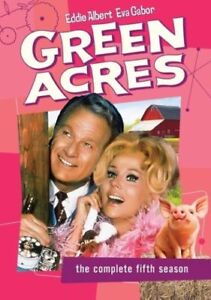 Green Acres Season 5 Five DVD New and Sealed Australian Release