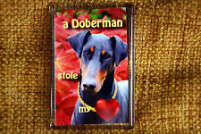Doberman Pinscher Gift Dog Fridge Magnet 77x51mm Birthday Gift Stocking Filler