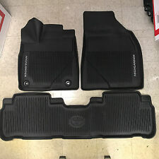 2016-2017 Toyota Highlander 3PC OEM All Weather Floor Liners Mats PT908-48165-02