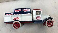 Vintage ERTL Pepsi Cola 1931 Hawkeye Delivery Truck Locking Bank #7503 New