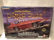 "LINDBERG  DIAMOND DUSTER  LIMITED EDITION   1/12  SCALE   SKILL 3   ""NEW"""