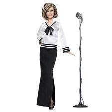 Mattels Pink Label Barbra Streisand Collector Barbie Doll