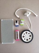 littleBits Electronics Slide Dimmer p1 power direction wheel loose parts lot (7)