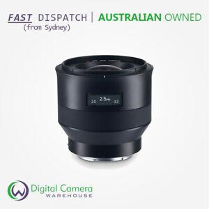 Carl Zeiss Batis 25mm f/2 Prime Fixed Focal Length Lens Sony Full Frame FE-Mount