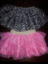 2 infant girl skirts 6 months