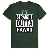 University of Hawaii Rainbow Warriors NCAA Straight Outta T-Shirt