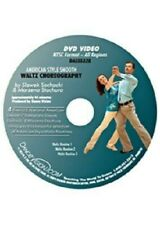 WALTZ American Style Smooth Choreography Dance Vision DVD DASSS328