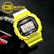 Casio G-SHOCK DW-5600TGA-9 Neon Lightning Tough Yellow Unisex Digital Watch Rare