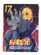 Naruto Shippuden Volume Vol 17 Coffret 3 DVD