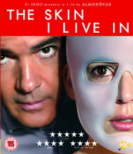 The Skin I Live In Blu-Ray