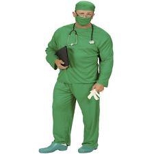 Kostüm CHIRURG 52/54 (L) Arzt Doktor Beruf Notarzt OP Personal Karneval #9103