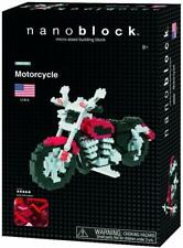 Nanoblock - Motorcycle - Building Set - 440 Pcs - NEW