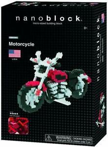 Nanoblock - Motorcycle - Building Set - 440 Pcs - NEW