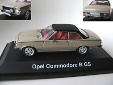 1/43 Schuco Opel Commodore B GS diecast
