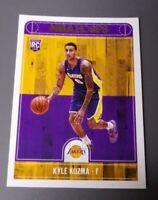 2017-18 Hoops #277 Kyle Kuzma RC