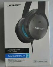 Bose Quiet Comfort 25 noise cancelling headphone. New, unopened and unused