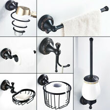 Bathroom Accessories Wall Mounted Oil Rubbed Bronze Bathroom Hardware Series Set