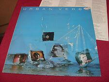 Urban Verbs:  Self Titled  1980   UK LP