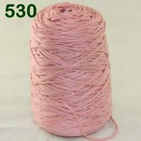 Sale New 400gr Cone Soft Cotton Chunky Bulky Wrap Shawl Hand Knitting Yarn 30