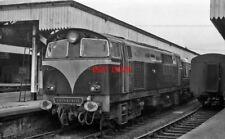 PHOTO  IRISH RAILWAY - NIR LOCO NO  101 PORTADOWN SEPT 1970