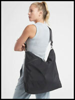 Athleta NWT Women's Tour Market Tote Color Black