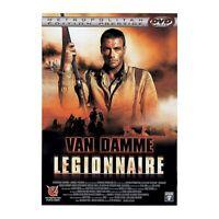 DVD AVENTURE ACTION : LEGIONNAIRE - AVEC JEAN-CLAUDE VAN DAMME - BOXE COMBAT