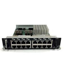 Juniper SRX-GP-16E 16-Port Gigabit Ethernet Switch Module SRX650
