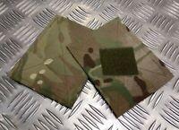 Genuine British Army MTP Blanking Patches Panel Plain No Flag TRF UBACS/PCS C07