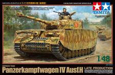 Tamiya échelle 1/48 WW2 German Panzer IV Ausf H tard guerre tank