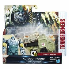 Transformers: The Last Knight 1-Step Turbo Changer Figure Autobot Hound