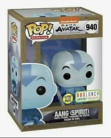 Funko Pop Avatar: The Last Airbender Aang (Spirit) Glow-in-the-Dark *PRE ORDER*