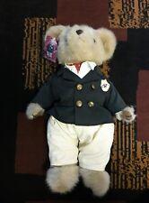 """Bellagio Hotel Las Vegas Special Edition Teddy Bear ~ # 05801 18"""""""