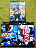 James Bond 007 (Sony PlayStation 2, PAL, PS2, Complete)