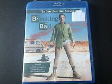 BREAKING BAD - THE COMPLETE FIRST SEASON ( BLU RAY )