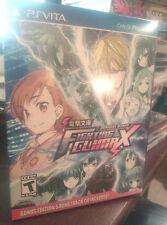Dengeki Bunko: Fighting Climax (Bonus Edition) (PlayStation Vita, 2015) NEW