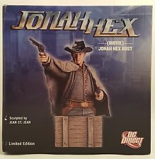 "Dc Direct Jonah Hex 6.25"" Movie Bust ~Unopened~ Dc Comics"