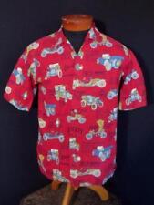 Camicie casual e maglie vintage da uomo rosso taglia M da Stati Uniti