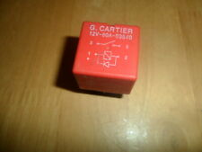 RENAULT G.CARTIER 12V 60A 4 PIN RELAY  7700844682