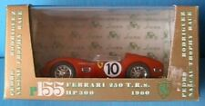 FERRARI 250 TRS HP 300 1960 NASSAU TROPHY RACE BRUMM 1/43 ROSSO MADE IN ITALY